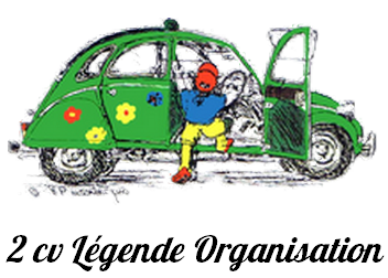 2CV Légende Logo