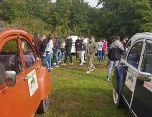 Encore un beau rallye chez 2CV Légende Organisation !